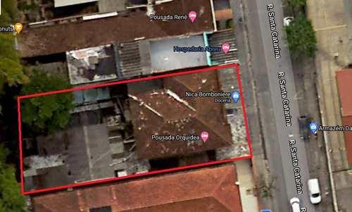 Terreno, código 7107 em Santos, bairro José Menino