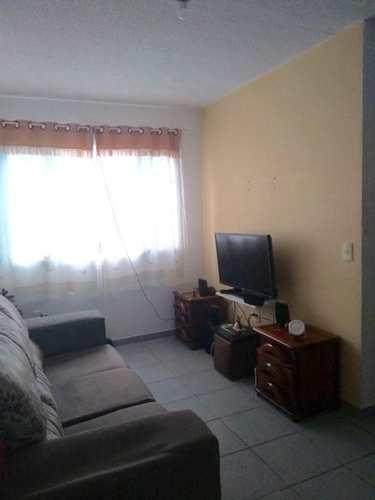 Apartamento, código 3095 em Cubatão, bairro Parque São Luis