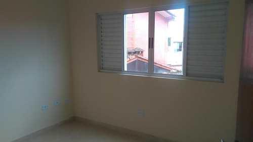Apartamento, código 2688 em Cubatão, bairro Jardim Casqueiro