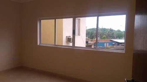 Apartamento, código 2687 em Cubatão, bairro Jardim Casqueiro