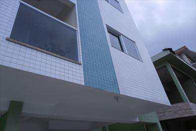Apartamento, código 2677 em Cubatão, bairro Vila Ponte Nova