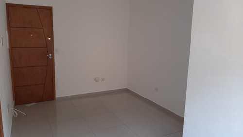 Apartamento, código 1291 em Cubatão, bairro Jardim Casqueiro