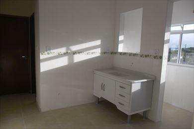 Apartamento, código 1206 em Cubatão, bairro Jardim Casqueiro