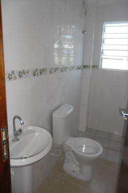 Apartamento, código 1209 em Cubatão, bairro Jardim Casqueiro