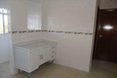 Apartamento, código 1205 em Cubatão, bairro Jardim Casqueiro