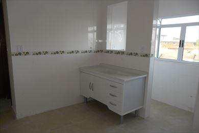 Apartamento, código 1203 em Cubatão, bairro Jardim Casqueiro