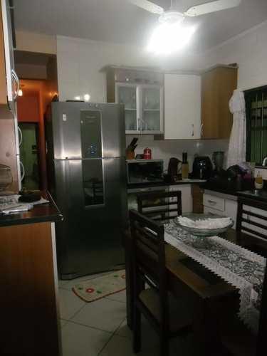 Casa, código 24481 em Cubatão, bairro Jardim Casqueiro
