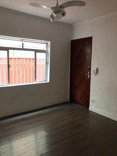Apartamento, código 24650 em Cubatão, bairro Vila Nova