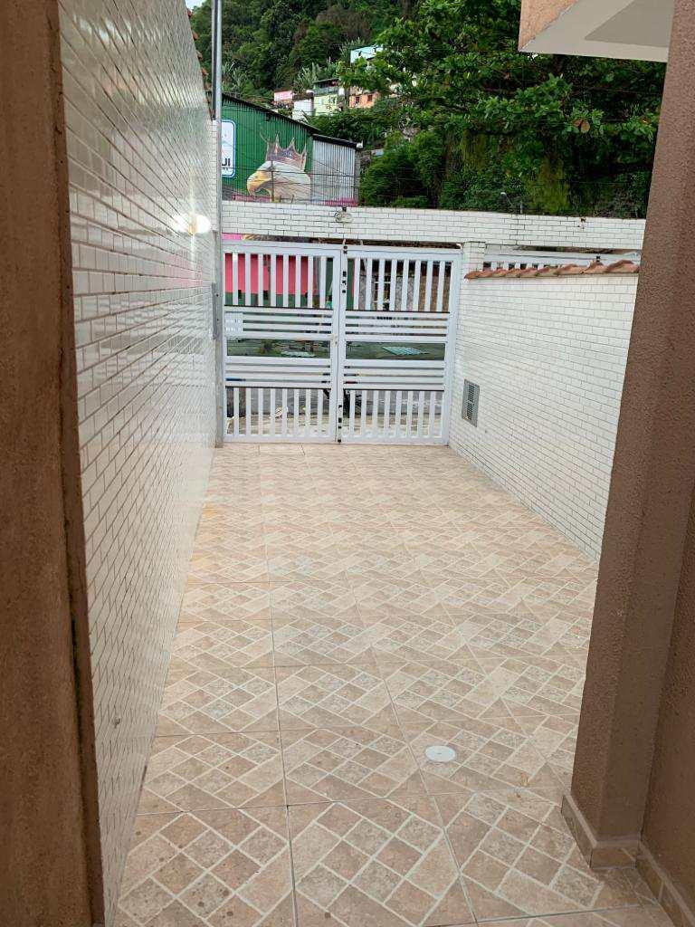 Sobrado em Santos, no bairro Marapé