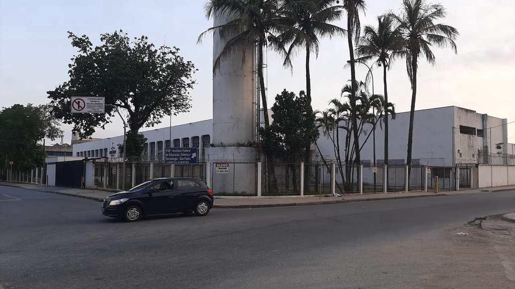 Terreno Comercial em Cubatão, no bairro Jardim Casqueiro