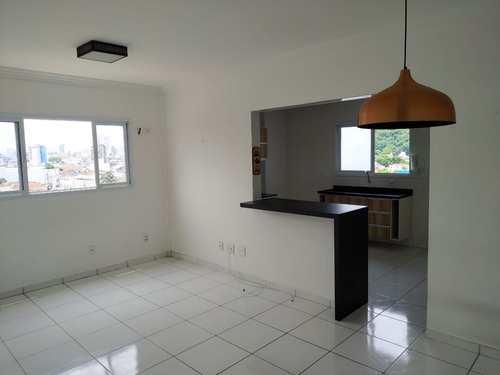 Apartamento, código 24754 em São Vicente, bairro Parque Bitaru