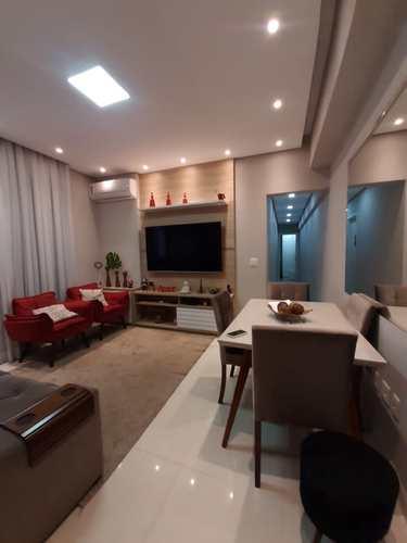 Apartamento, código 24776 em Santos, bairro José Menino