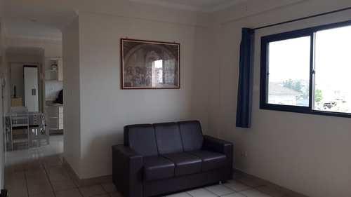 Apartamento, código 24801 em Cubatão, bairro Jardim Casqueiro