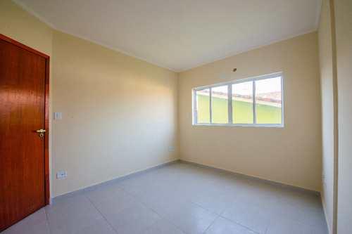 Apartamento, código 24904 em Cubatão, bairro Jardim Casqueiro