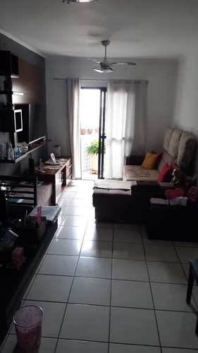 Apartamento, código 24927 em Praia Grande, bairro Guilhermina