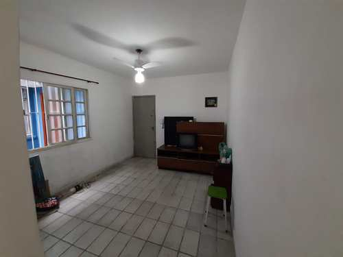 Apartamento, código 24950 em Cubatão, bairro Vila Nova