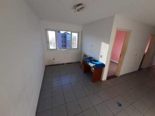 Apartamento, código 24974 em Cubatão, bairro Parque São Luis