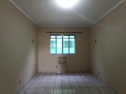 Apartamento, código 24997 em Cubatão, bairro Jardim Casqueiro