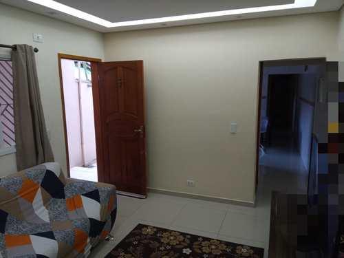 Casa, código 25002 em Cubatão, bairro Jardim Casqueiro