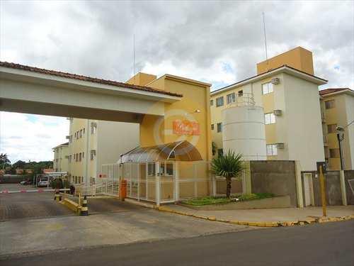 Apartamento, código 9038 em Bauru, bairro Jardim Terra Branca