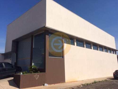 Armazém ou Barracão, código 8886 em Bauru, bairro Parque Paulistano