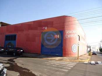 Armazém ou Barracão, código 8866 em Bauru, bairro Vila Galvão