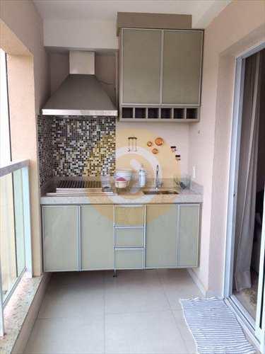 Apartamento, código 8859 em Bauru, bairro Vila Aviação