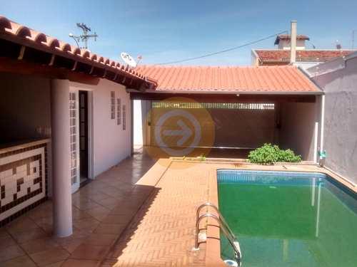 Casa, código 8526 em Bauru, bairro Jardim Estoril II