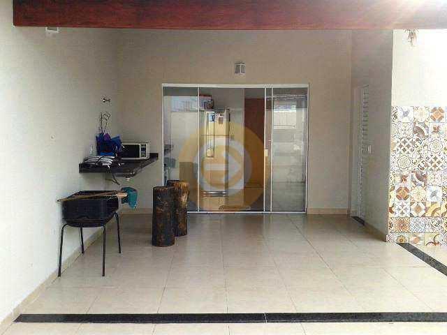 Casa em Bauru, bairro Núcleo Residencial Presidente Geise
