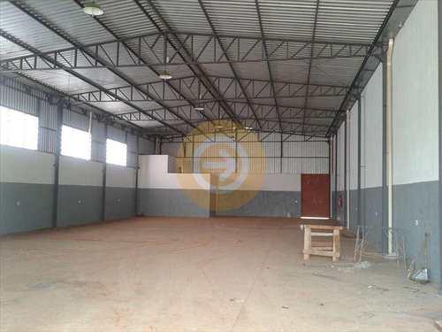 Armazém ou Barracão, código 6183 em Bauru, bairro Tangarás