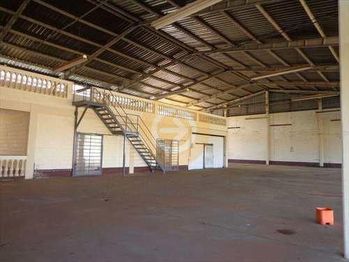 Armazém ou Barracão, código 5940 em Bauru, bairro Vila Aviação B