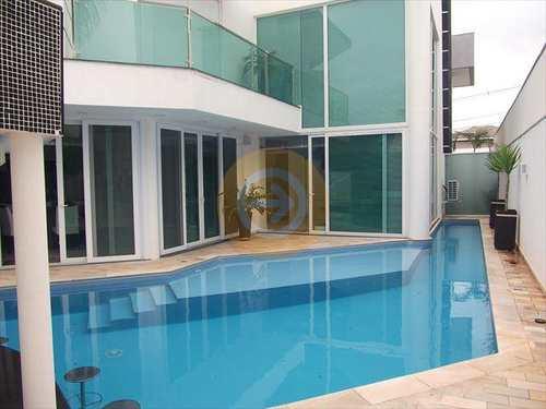 Casa de Condomínio, código 4810 em Bauru, bairro Vila Aviação