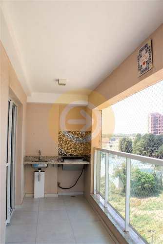 Apartamento, código 9128 em Bauru, bairro Ecolife