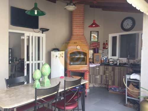 Casa, código 9154 em Bauru, bairro Chácaras Odete