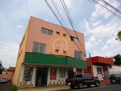 Apartamento, código 9187 em Bauru, bairro Vila Souto