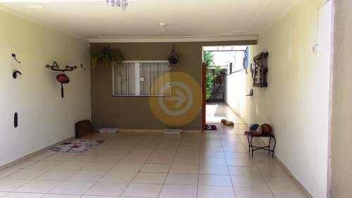Casa, código 9190 em Bauru, bairro Vila Santa Terezinha