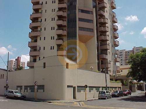Apartamento, código 9201 em Bauru, bairro Jardim Paulista