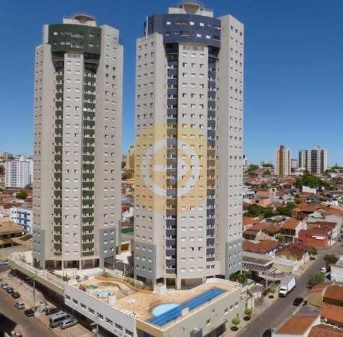 Apartamento, código 9214 em Bauru, bairro Vila Santa Tereza