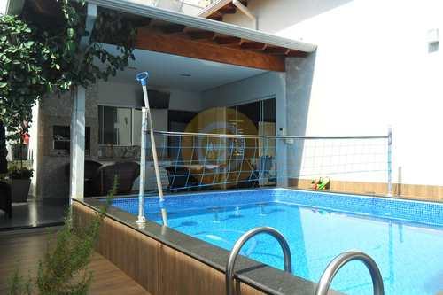 Casa de Condomínio, código 9251 em Bauru, bairro Residencial Villaggio III