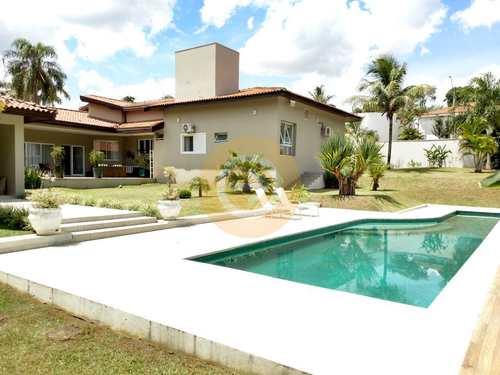 Casa de Condomínio, código 9460 em Bauru, bairro Parque Residencial Paineiras