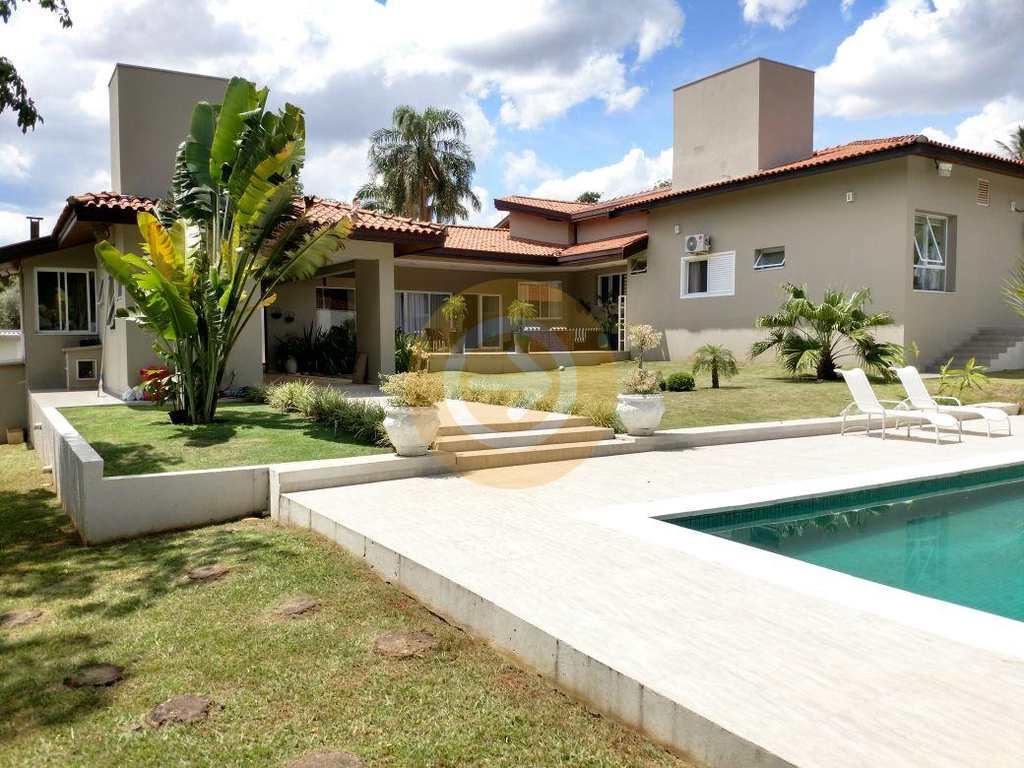 Casa de Condomínio em Bauru, bairro Parque Residencial Paineiras