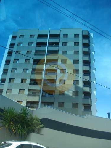 Apartamento, código 9480 em Bauru, bairro Vila Cidade Universitária