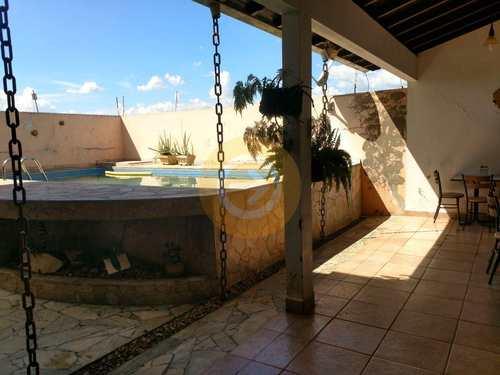 Casa, código 9555 em Bauru, bairro Residencial do Bosque