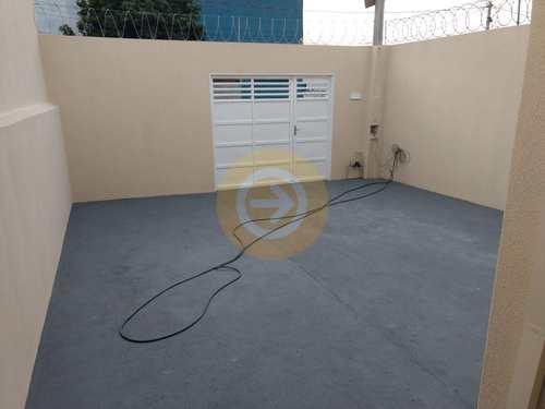 Casa, código 9595 em Bauru, bairro Vila Industrial