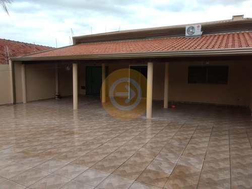 Casa, código 9659 em Bauru, bairro Jardim Solange