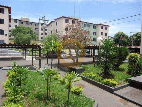 Apartamento, código 9800 em Bauru, bairro Parque Residencial das Camélias