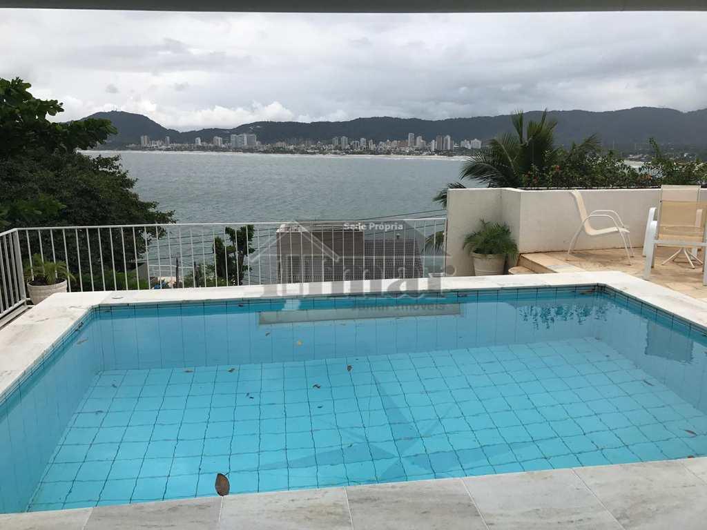 Casa em Guarujá, no bairro Península