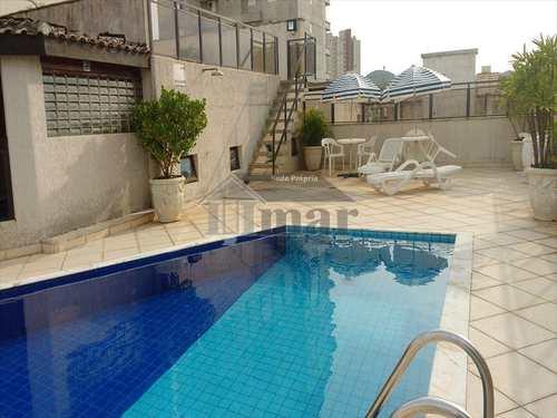 Apartamento, código 4348 em Guarujá, bairro Praia da Enseada