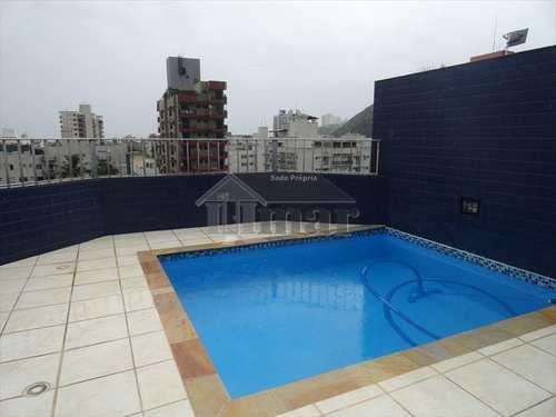 Cobertura, código 4314 em Guarujá, bairro Praia da Enseada