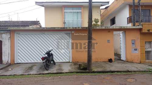 Casa, código 4255 em Guarujá, bairro Jardim Virgínia